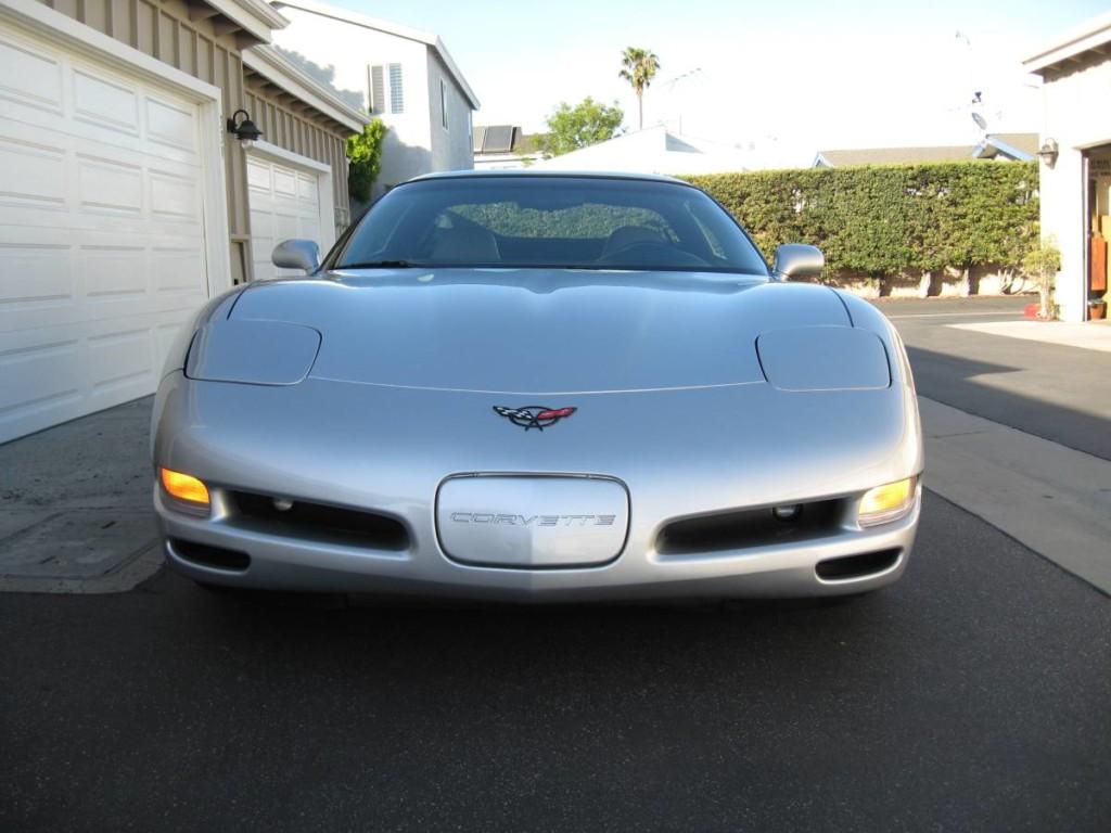 2001 chevrolet corvette for sale 1