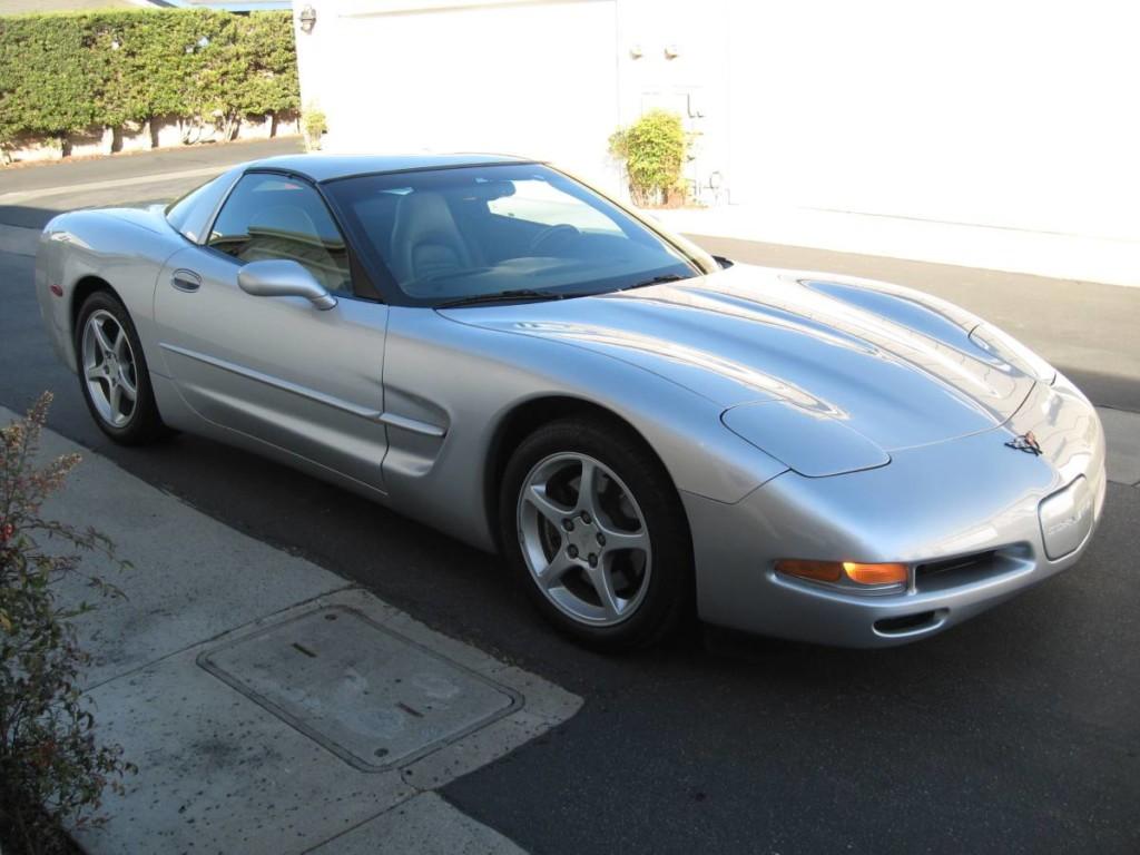 2001 chevrolet corvette for sale 3