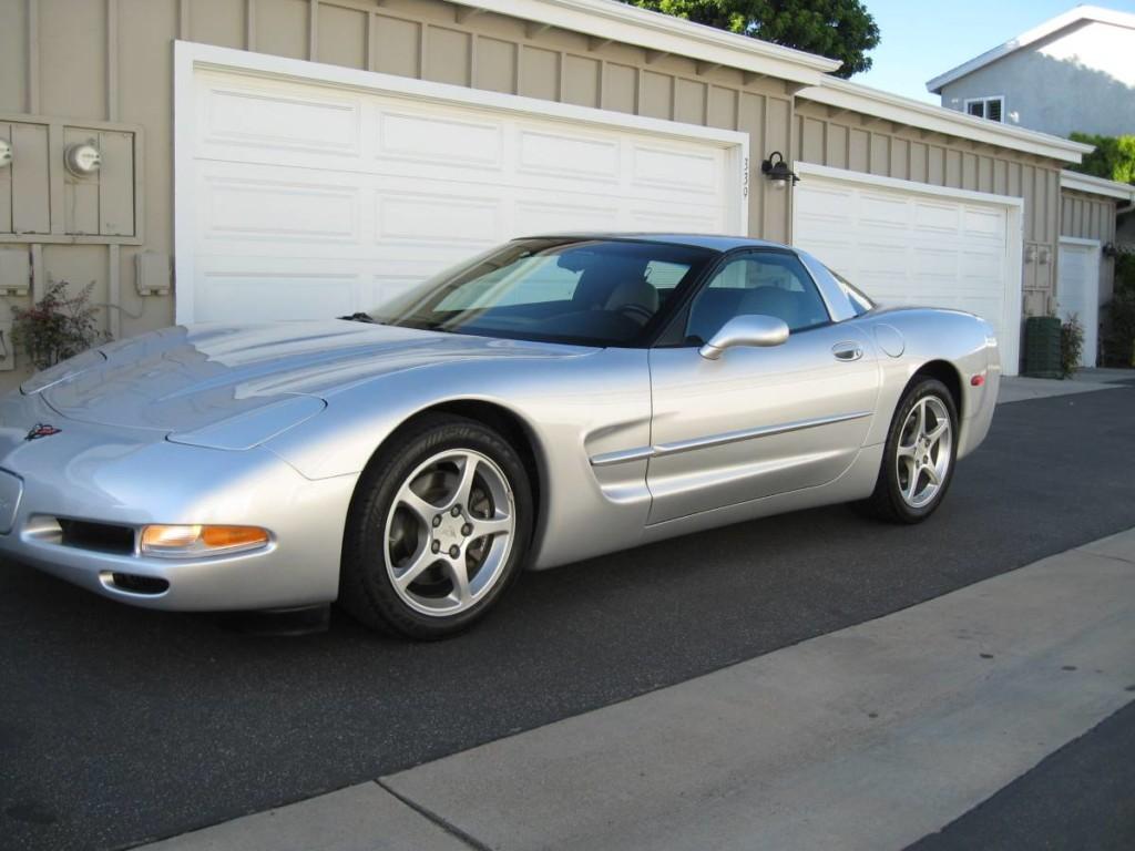 2001 chevrolet corvette for sale 4