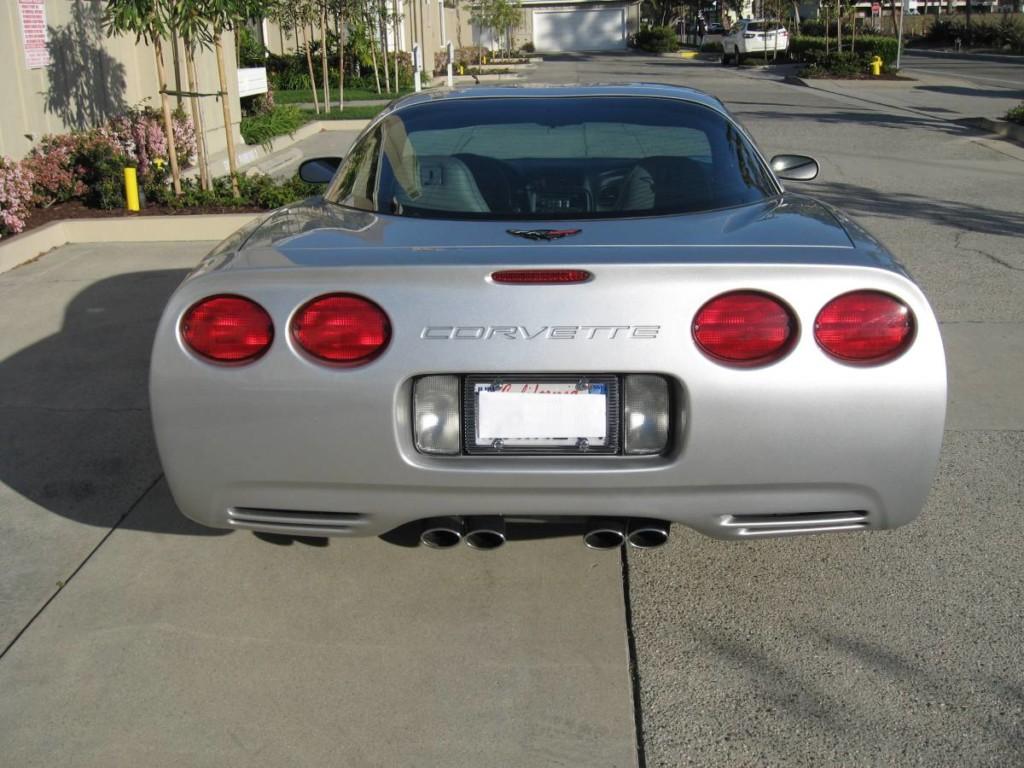 2001 chevrolet corvette for sale 5