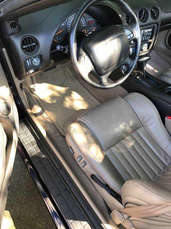 2001 pontiac firebird trans am ws6 convertible for sale 8