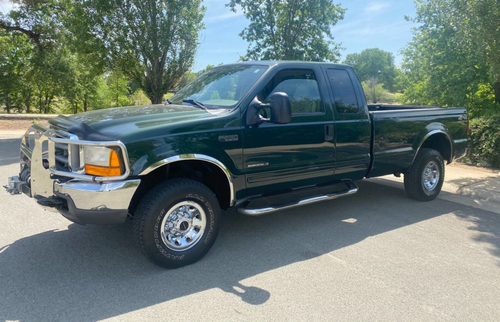 2002 Ford F-250 SuperDuty turbodiesel powerstroke for sale