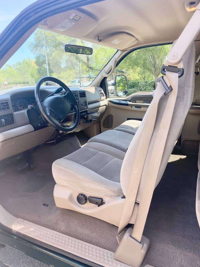 2002 Ford F-250 SuperDuty turbodiesel powerstroke for sale 5