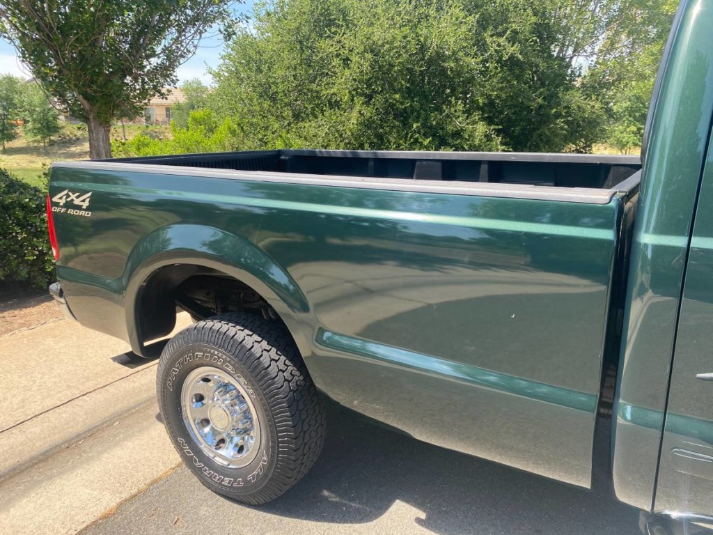 2002 Ford F-250 SuperDuty turbodiesel powerstroke for sale 4