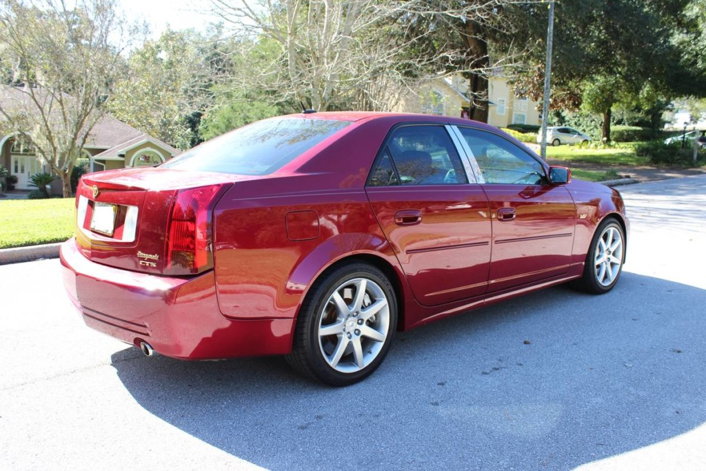 2005 Cadillac cts v for sale 1