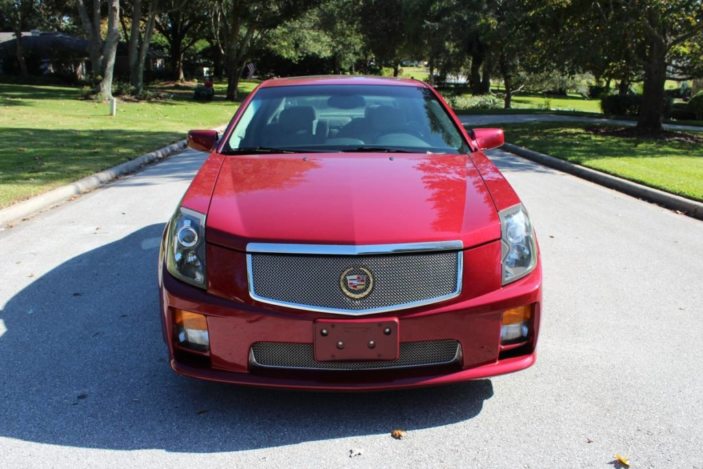 2005 Cadillac cts v for sale 5