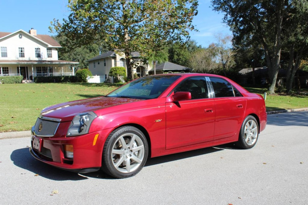 2005 Cadillac cts v for sale 2