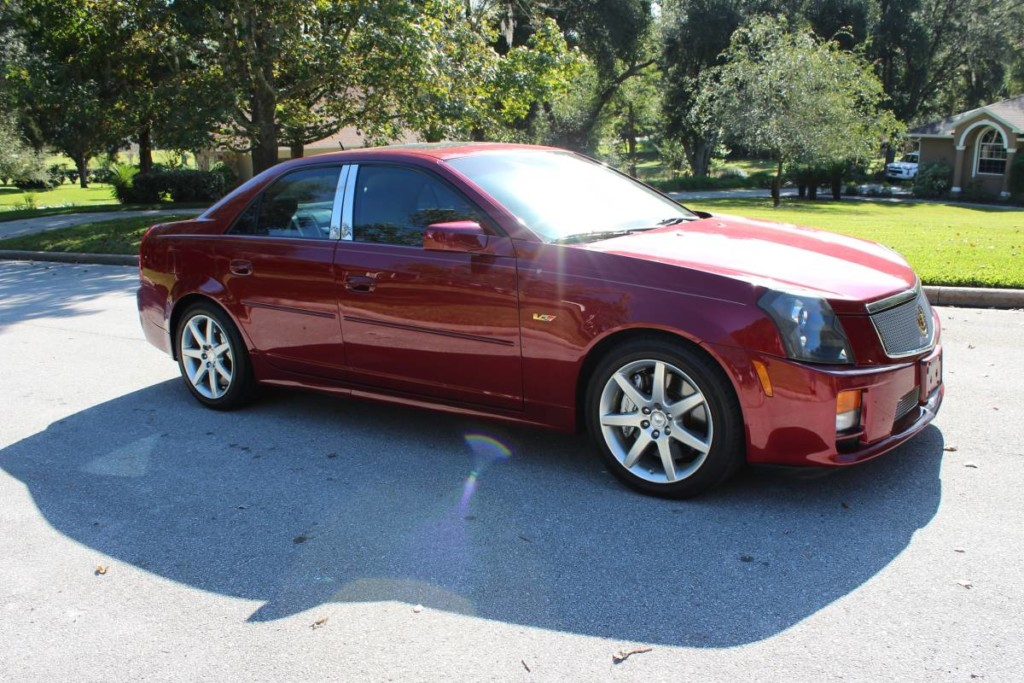 2005 Cadillac cts v for sale 4