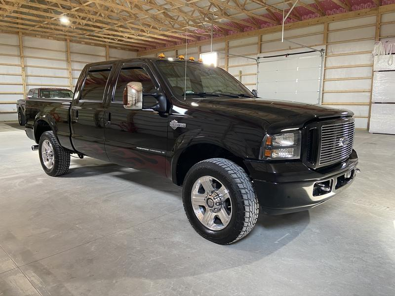 2005 ford f250 harley davidson powerstroke diesel for sale 1