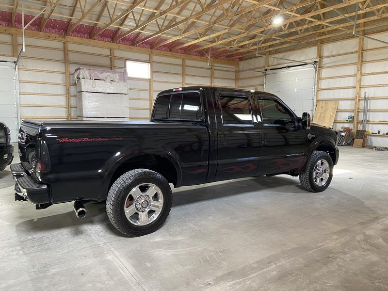 2005 ford f250 harley davidson powerstroke diesel for sale 4