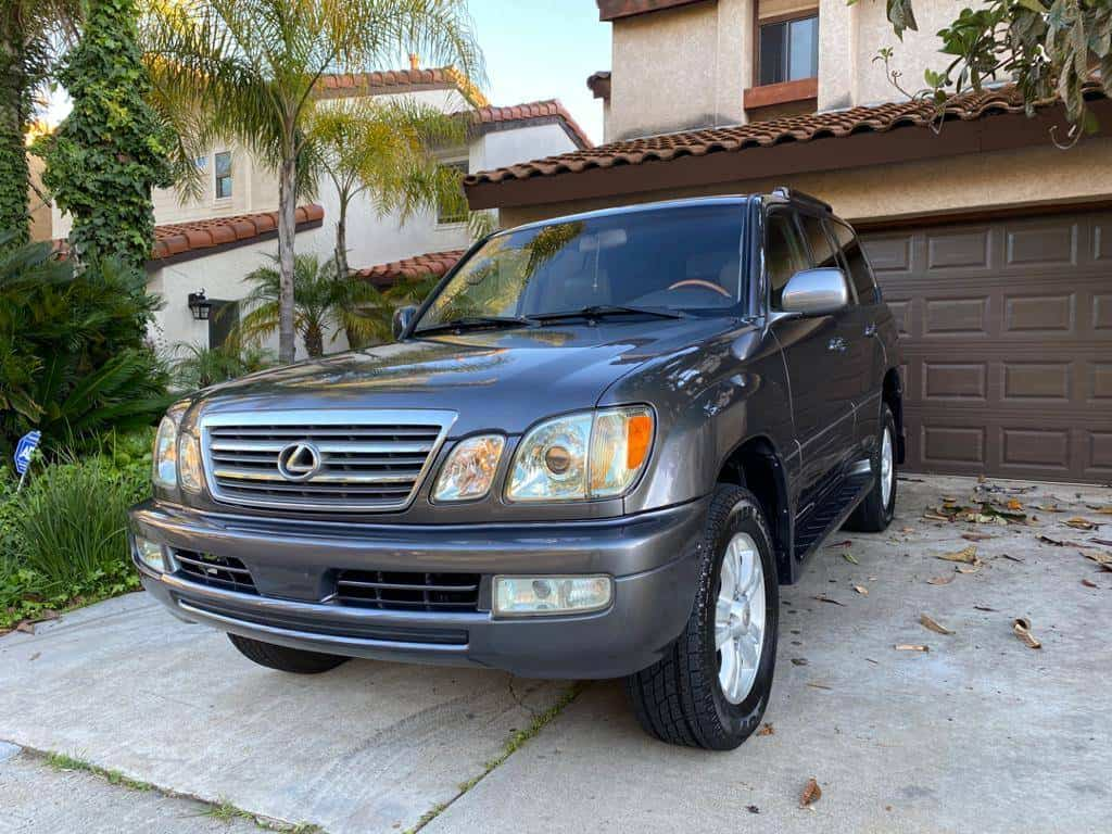 2005 lexus lx470 for sale