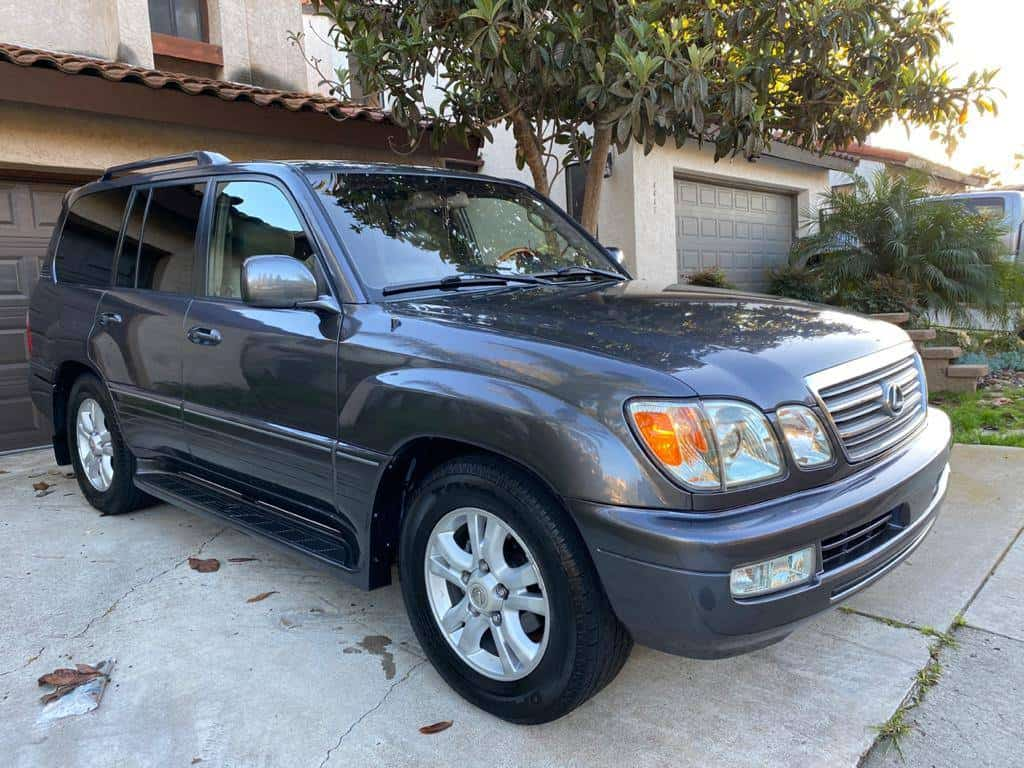 2005 lexus lx470 for sale 2