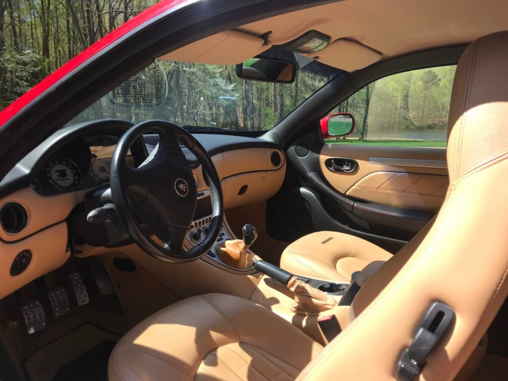 2005 maserati coupe gt 6spd for sale 7