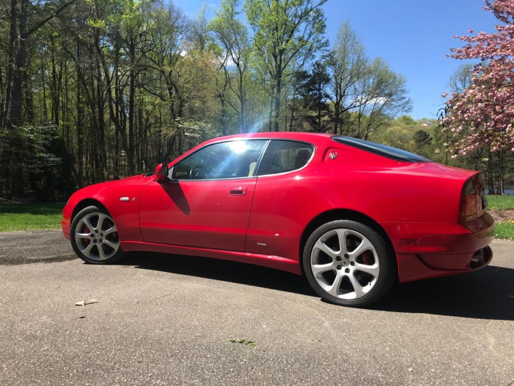 2005 maserati coupe gt 6spd for sale 3