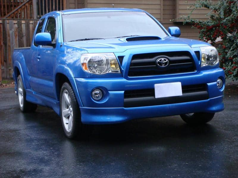 2005 toyota tacoma X runner for sale 1