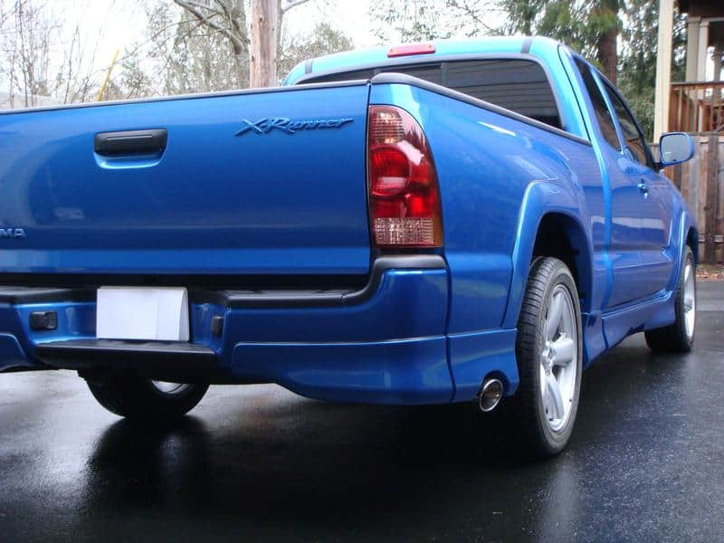 2005 toyota tacoma X runner for sale 4