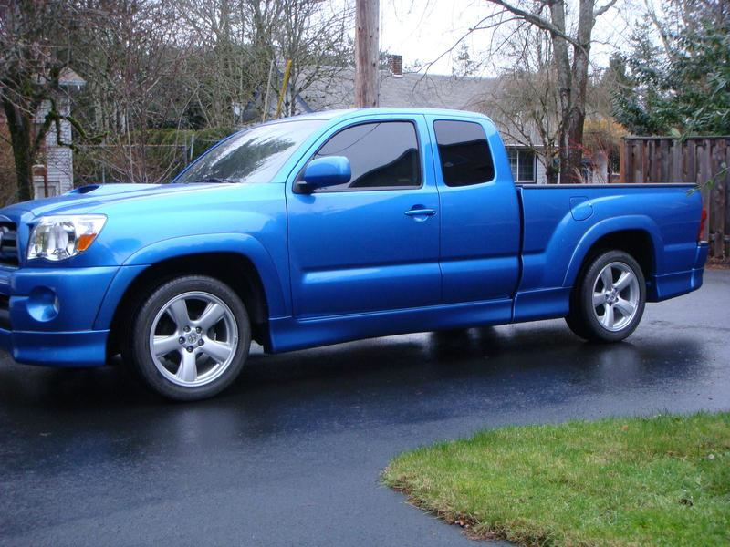 2005 toyota tacoma X runner for sale 3