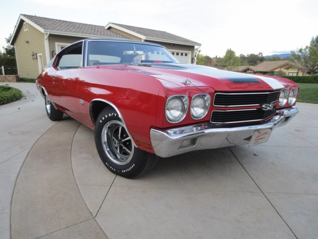 1970 Chevrolet Chevelle SS 454 LS6 for sale