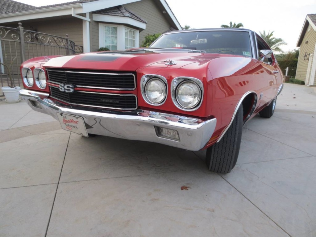 1970 Chevrolet Chevelle SS 454 LS6 for sale 1