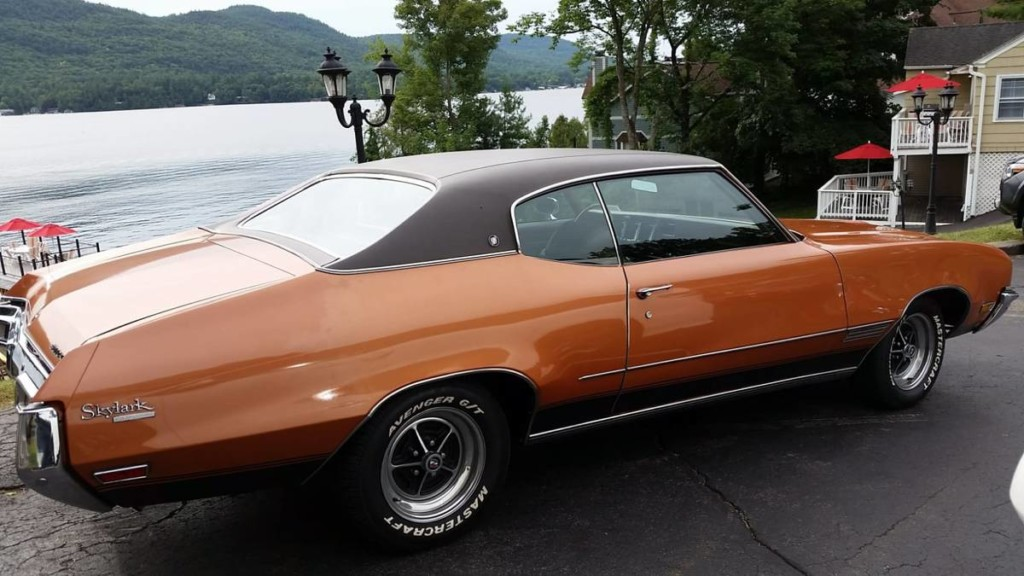 1971 buick skylark for sale