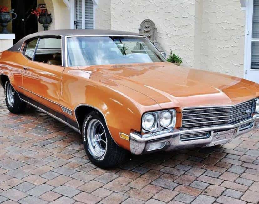 1971 buick skylark for sale 1