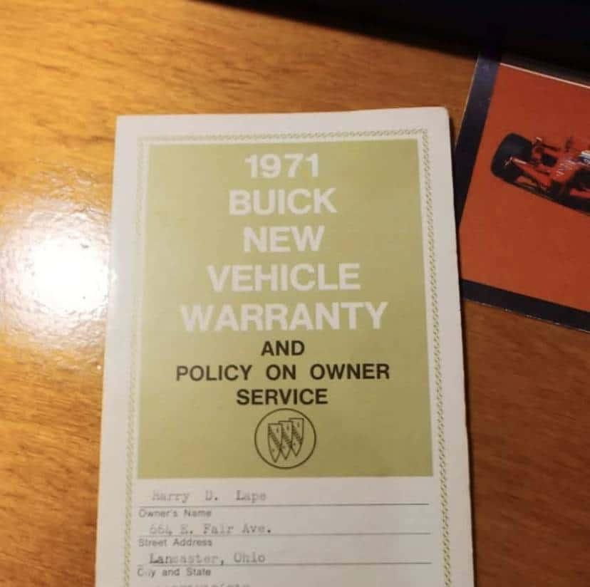 1971 buick skylark for sale 9