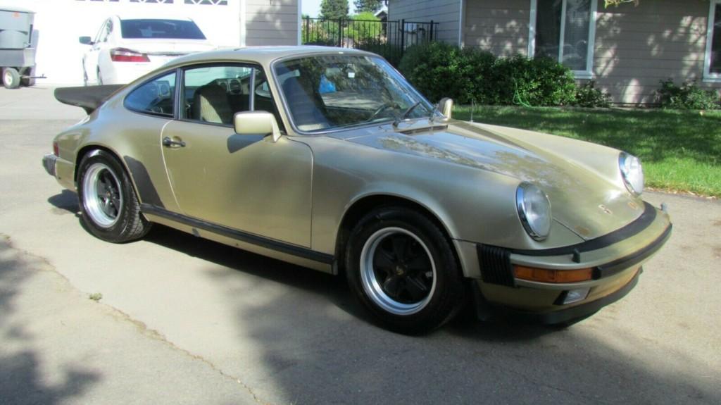 1977 porsche 911 for sale 1
