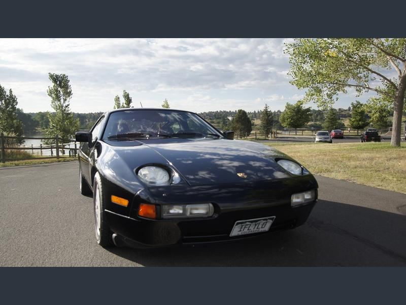 1989 porsche 928 s4 5spd for sale