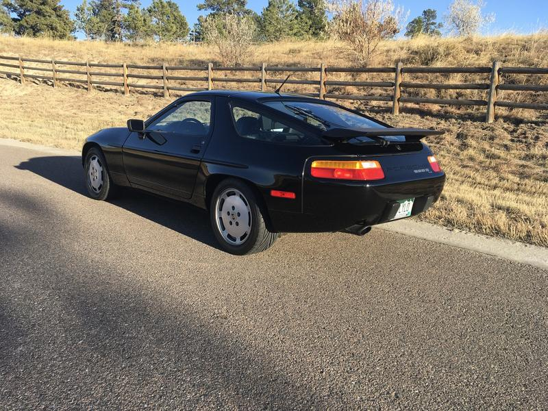 1989 porsche 928 s4 5spd for sale 4