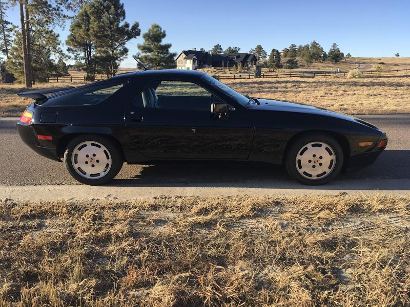 1989 porsche 928 s4 5spd for sale 2