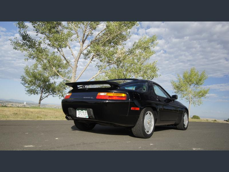 1989 porsche 928 s4 5spd for sale 3