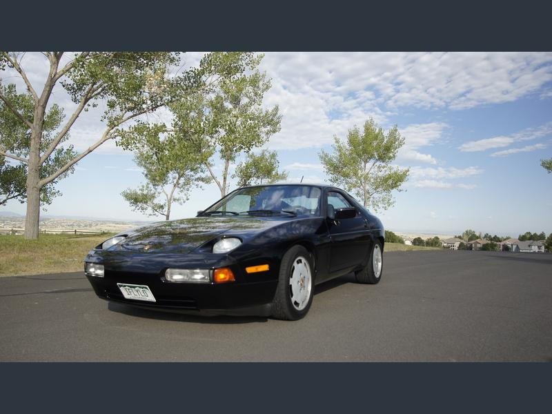 1989 porsche 928 s4 5spd for sale 1