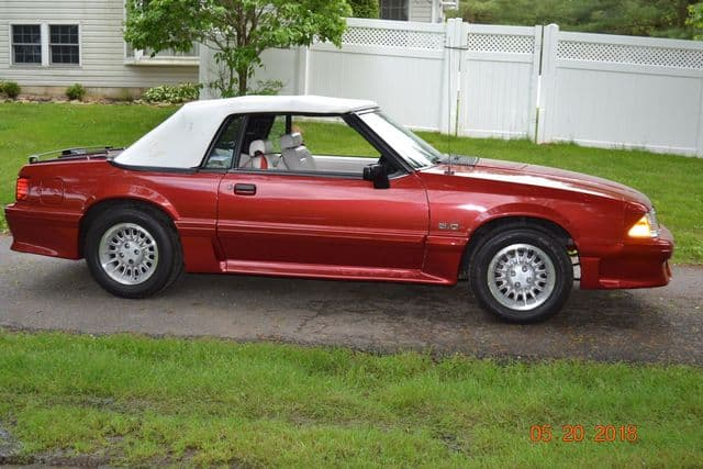 1990 Ford mustang gt for sale 2