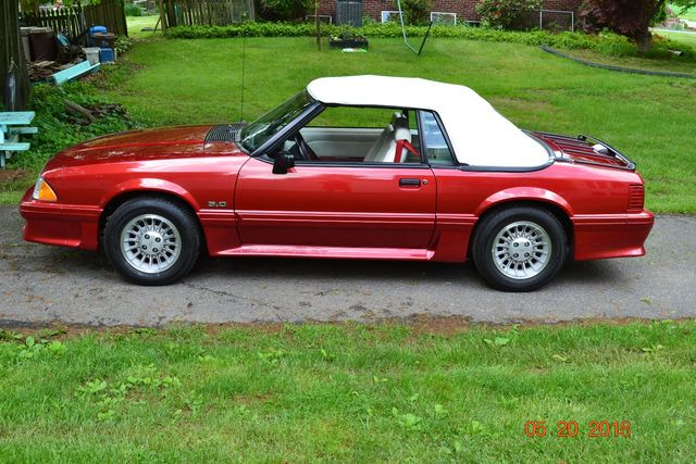 1990 Ford mustang gt for sale 3