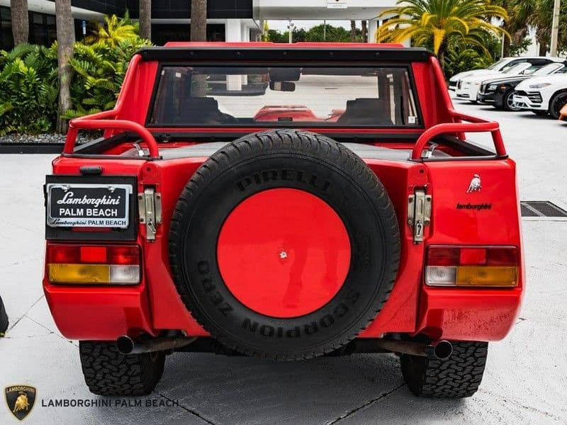 1990 lamborghini lm002 for sale 3