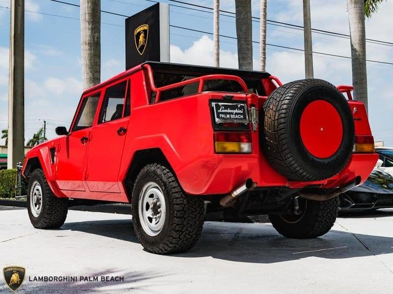 1990 lamborghini lm002 for sale 4