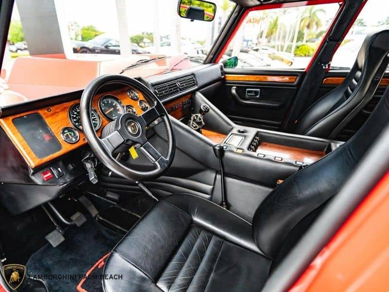 1990 lamborghini lm002 for sale 6