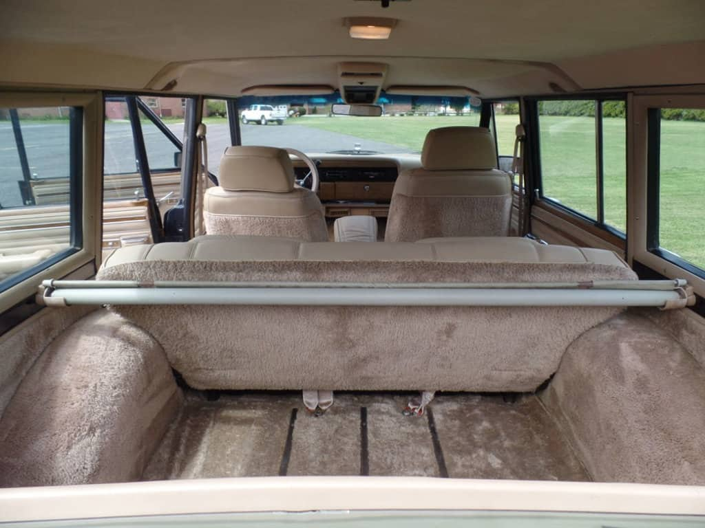 1991 Jeep grand wagoneer for sale 6