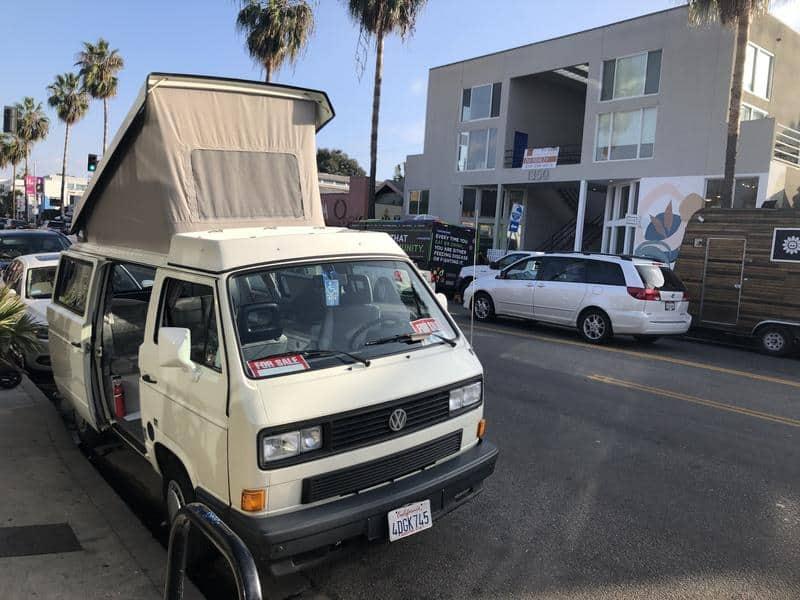1991 VW vanagon for sale 1