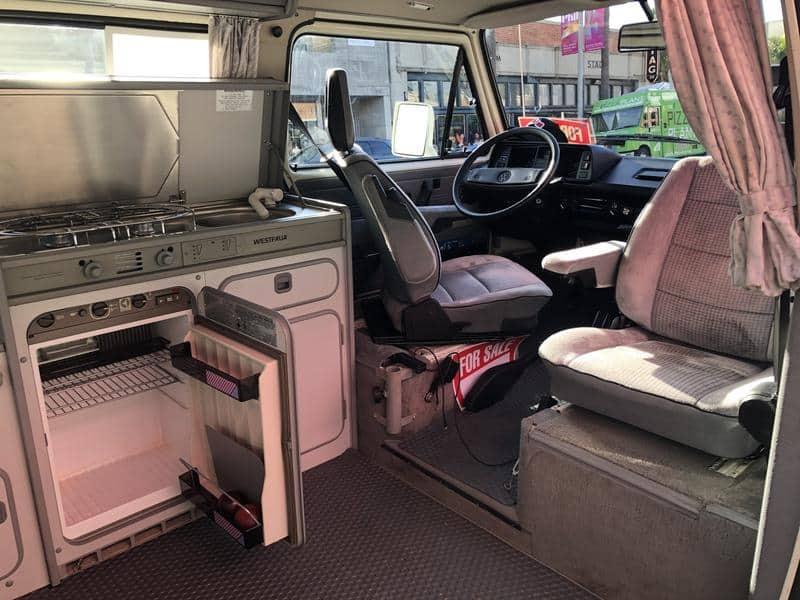 1991 VW vanagon for sale 6