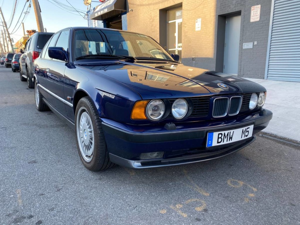 1991 bmw m5 euro for sale 3
