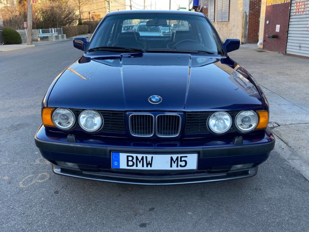 1991 bmw m5 euro for sale