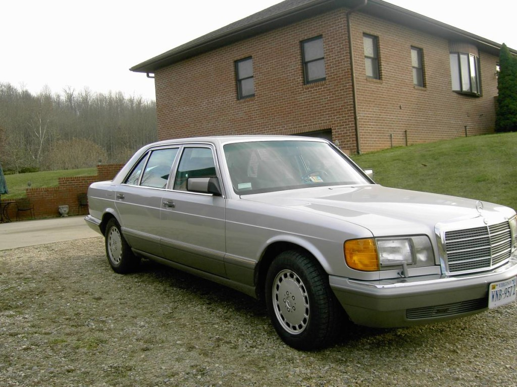 1991 mercedes benz 420 sel for sale 1