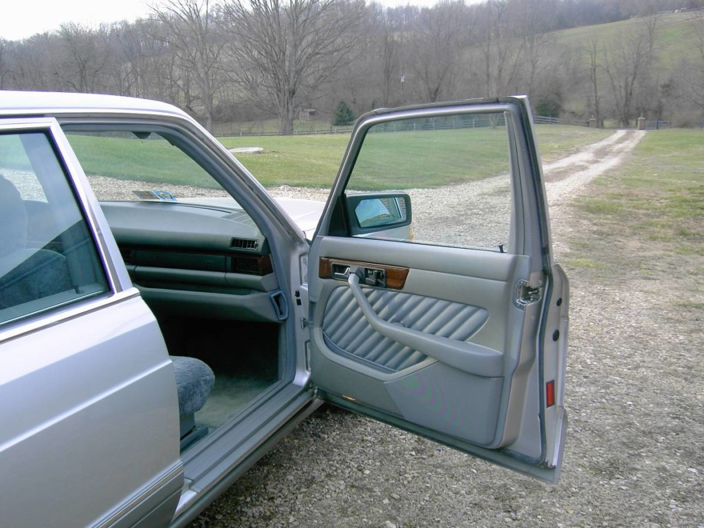 1991 mercedes benz 420 sel for sale 5