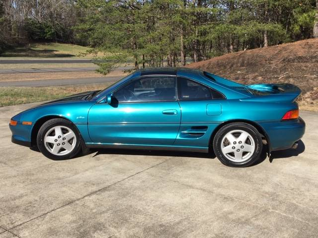 1993 toyota mr2 turbo for sale 1