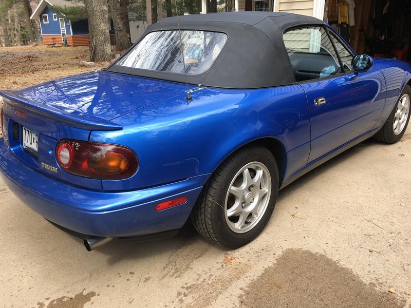 1994 Mazda Miata MX5 R for sale 2