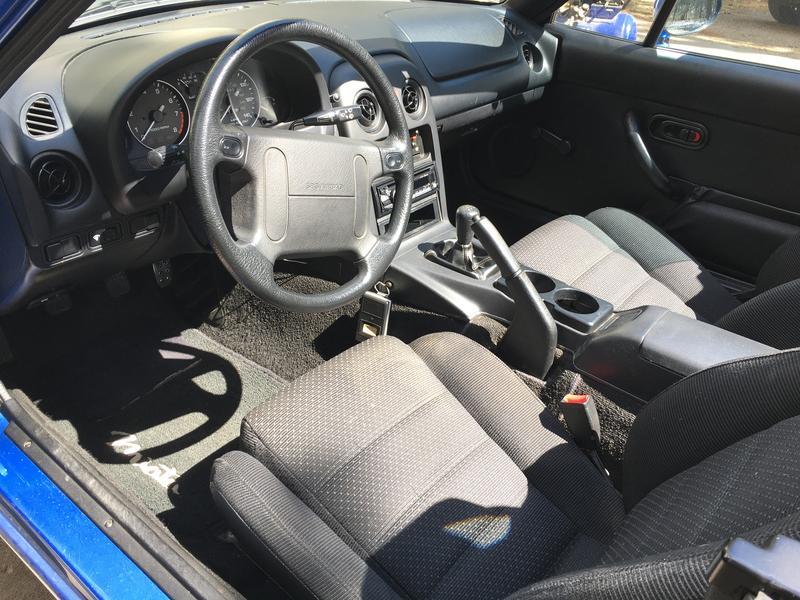 1994 Mazda Miata MX5 R for sale 7