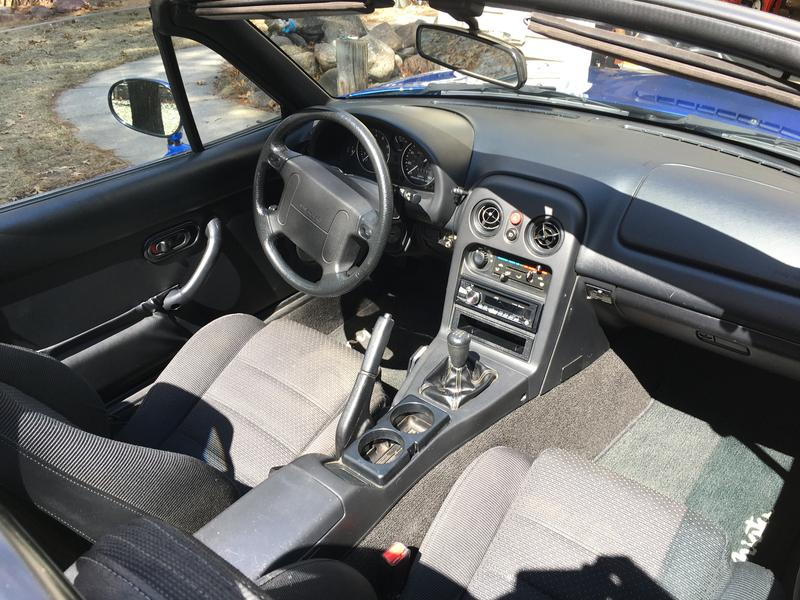 1994 Mazda Miata MX5 R for sale 6