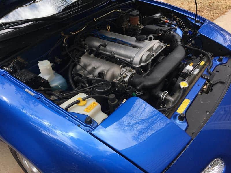 1994 Mazda Miata MX5 R for sale 8