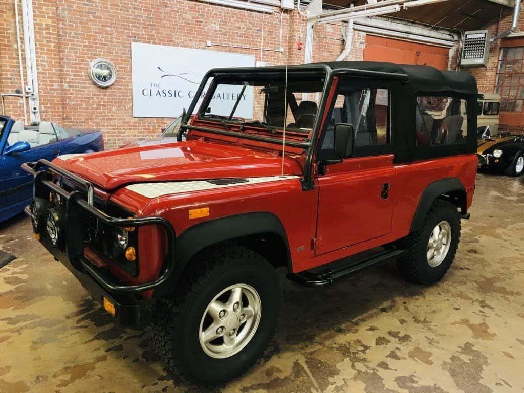 1994 land rover defender 90 for sale 2